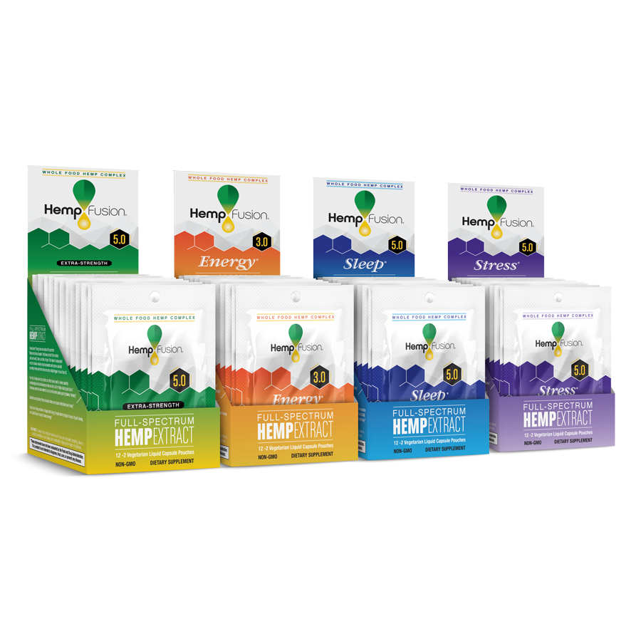 Hemp Extract 2-Pack Pouches