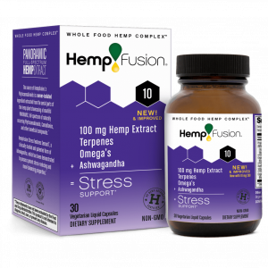 HempFusion CBD For Stress 10mg