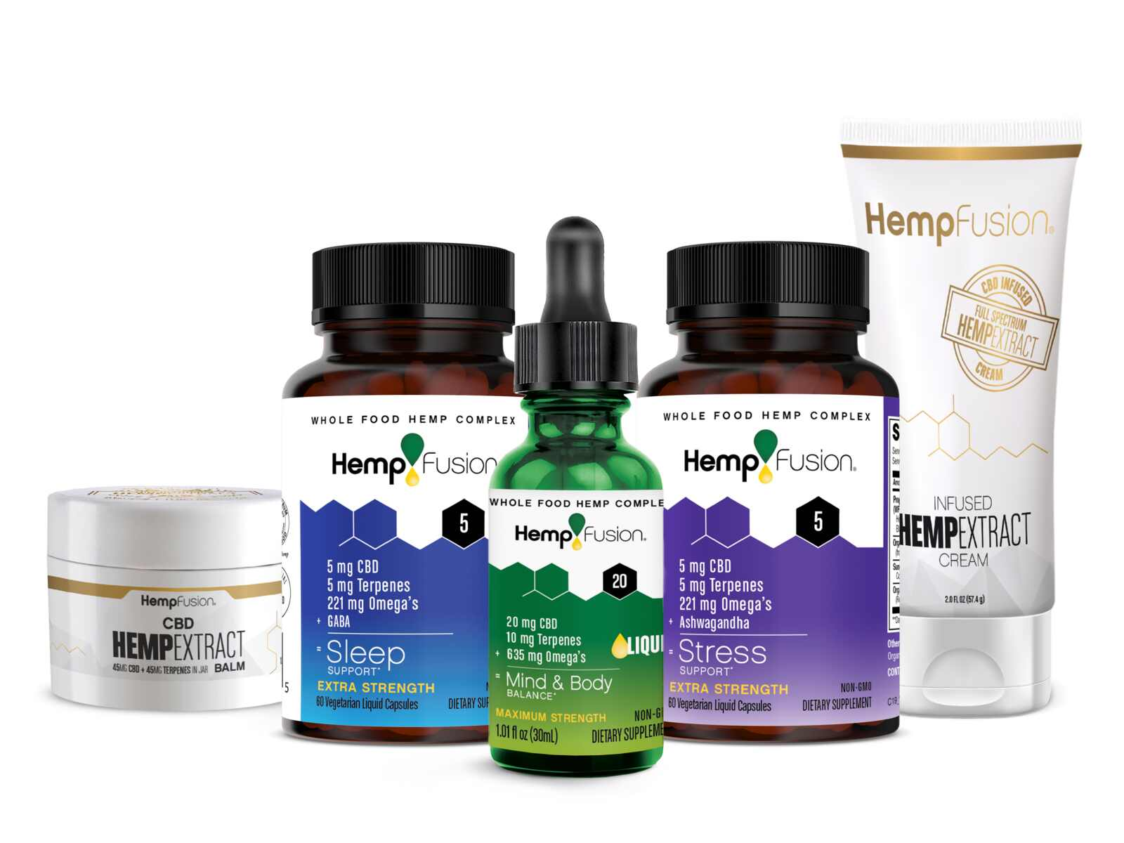HempFusion® products