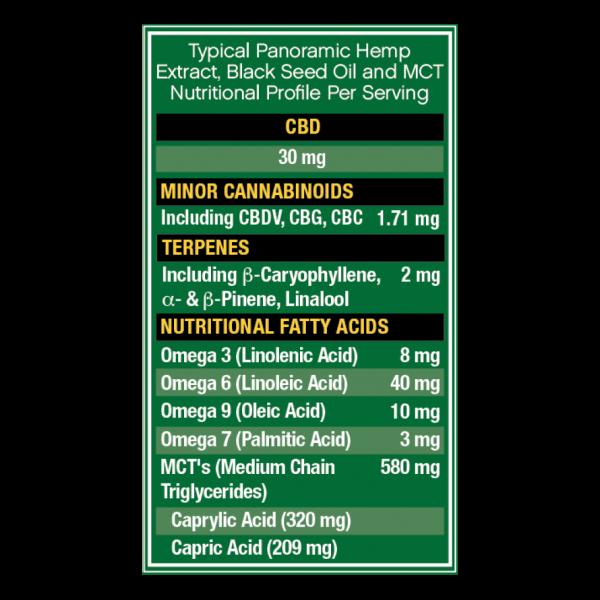 USDA Organic 30 mg CBD Tincture