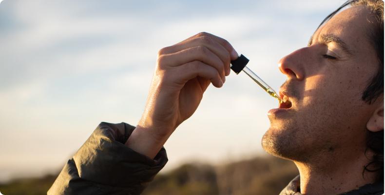 How do you make CBD oil taste better?